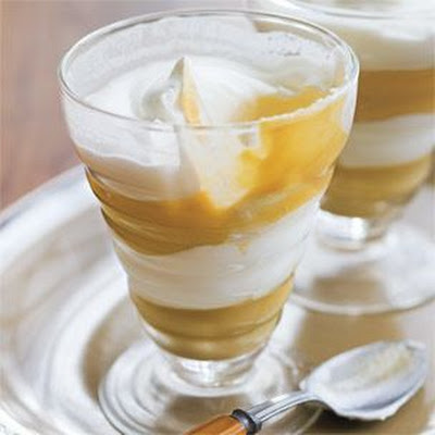 Real Butterscotch Pudding