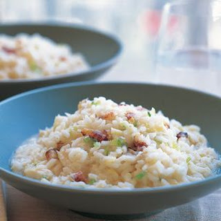 Risotto with Crab and Lemon