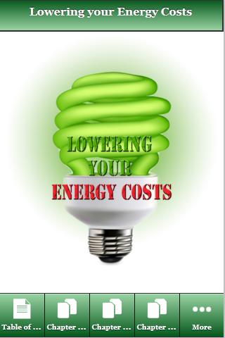 How to Lower Your Energy Costs
