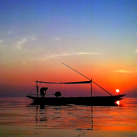 boat by Herry (Himura Kenshin) - Instagram & Mobile Android