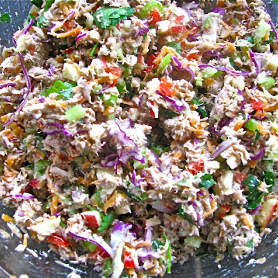 Fresh from the Garden Tuna Salad