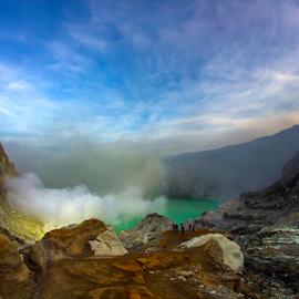 kawah ijen by Arief Setiawan - Landscapes Travel