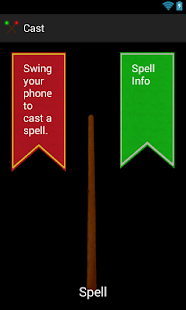 SpellCaster - screenshot