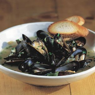 Mussels Mariniere Recipes