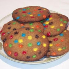 M&m's Party Cookies