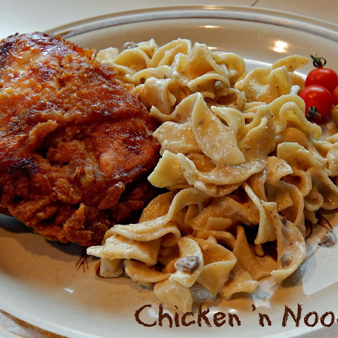 Chicken 'n Noodles