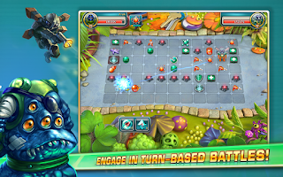 Screenshot of Toy Monsters