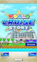 Screenshot of World Cruise Story