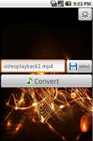 Screenshot of Mp3 Converter Free