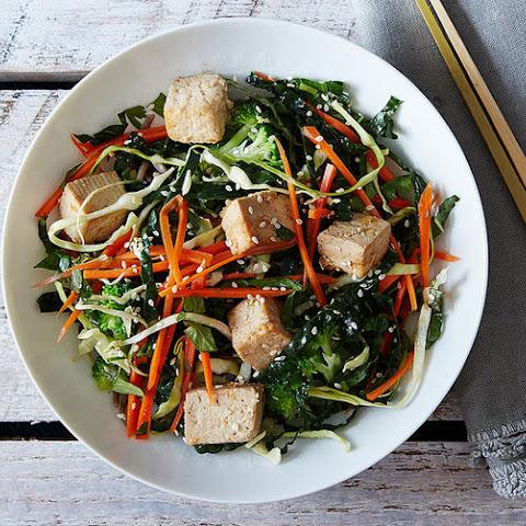 Roasted Tofu With Ginger Garlic Marinade Recipes — Dishmaps