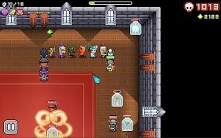 Screenshot of Nimble Quest