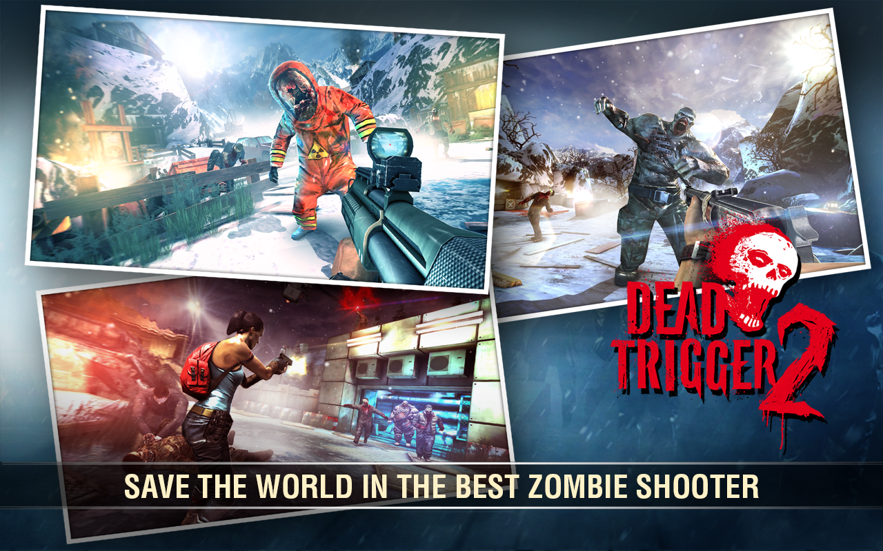 Dead Trigger 2: First Person Zombie Shooter Game Screenshot 16