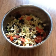 Asiago Pasta Salad
