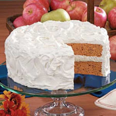 Butternut Squash Layer Cake