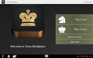 Screenshot of Chess Multiplayer