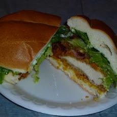 Dan's Favorite Chicken Sandwich