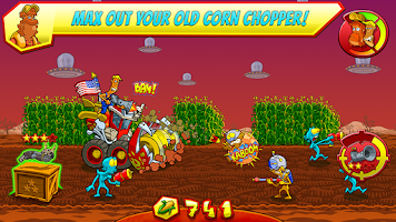 Screenshot of Farm Invasion USA