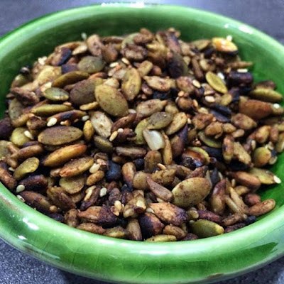 Spicy Toasted Seed mix