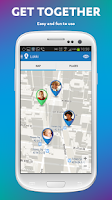 Screenshot of Lokki  |  Personal Locator