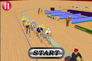 Screenshot of Summer Games 3D