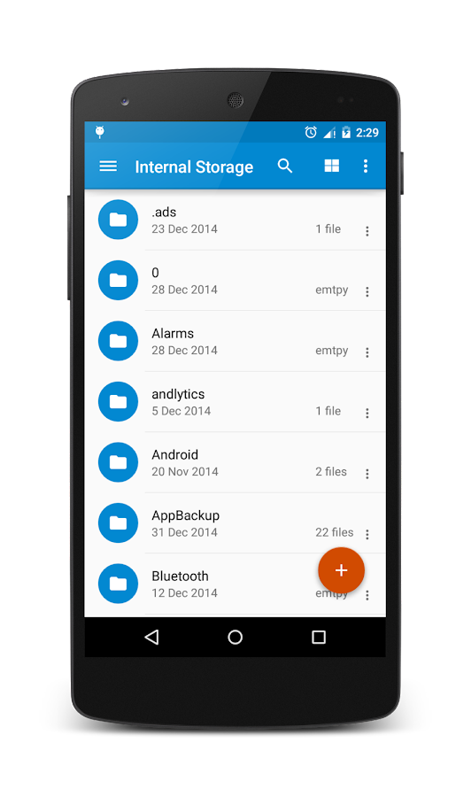 File Manager Pro Screenshot 1