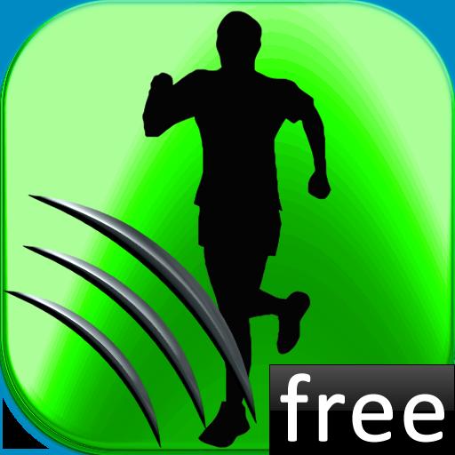 Runnig GPS Free LOGO-APP點子