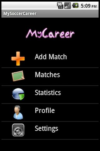 MyFootballCareer