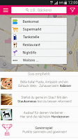 Screenshot of susi - Öffnungszeiten & mehr