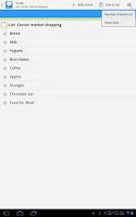 Screenshot of n Lists