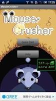 Screenshot of Mouse Crusher!