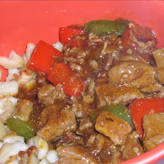 Rindergulasch (German Beef Goulash)