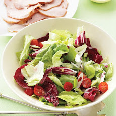 Spring Salad with Tangy Vinaigrette