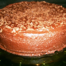 Double-Choc Delight Cake