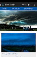 Screenshot of Stormhunters-Austria
