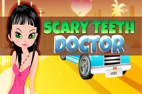 Scary Teeth Doctor - screenshot