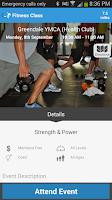 Screenshot of Football Strength Training
