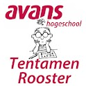 Avans Tentamen Rooster icon