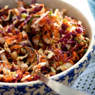 Coleslaw Salad Nuts Recipes