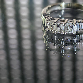 Wedding Ring by Melanie Ayers Wells-Photography - Wedding Other ( wedding ring, anniversary band, object, artistic, jewelry )