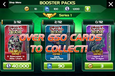 Yu-Gi-Oh! BAM Pocket APK for Bluestacks