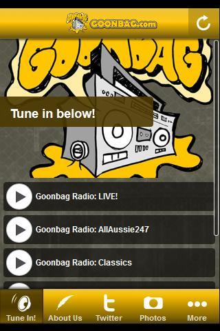 Goonbag Radio