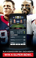Screenshot of NFL Showdown: Football Manager