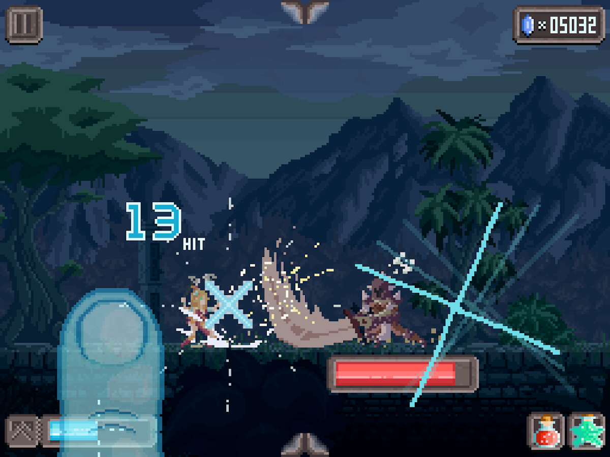 Combo Queen - Action RPG Screenshot 12