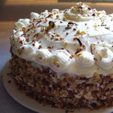 Carrot Pineapple Cake I