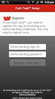 Screenshot of Westpac Cash Tank™