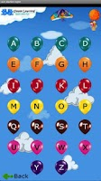 Screenshot of Learn Alphabet - English