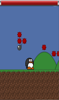 Screenshot of Diddy Duck Run