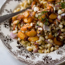 Carrot, Dill & White Bean Salad