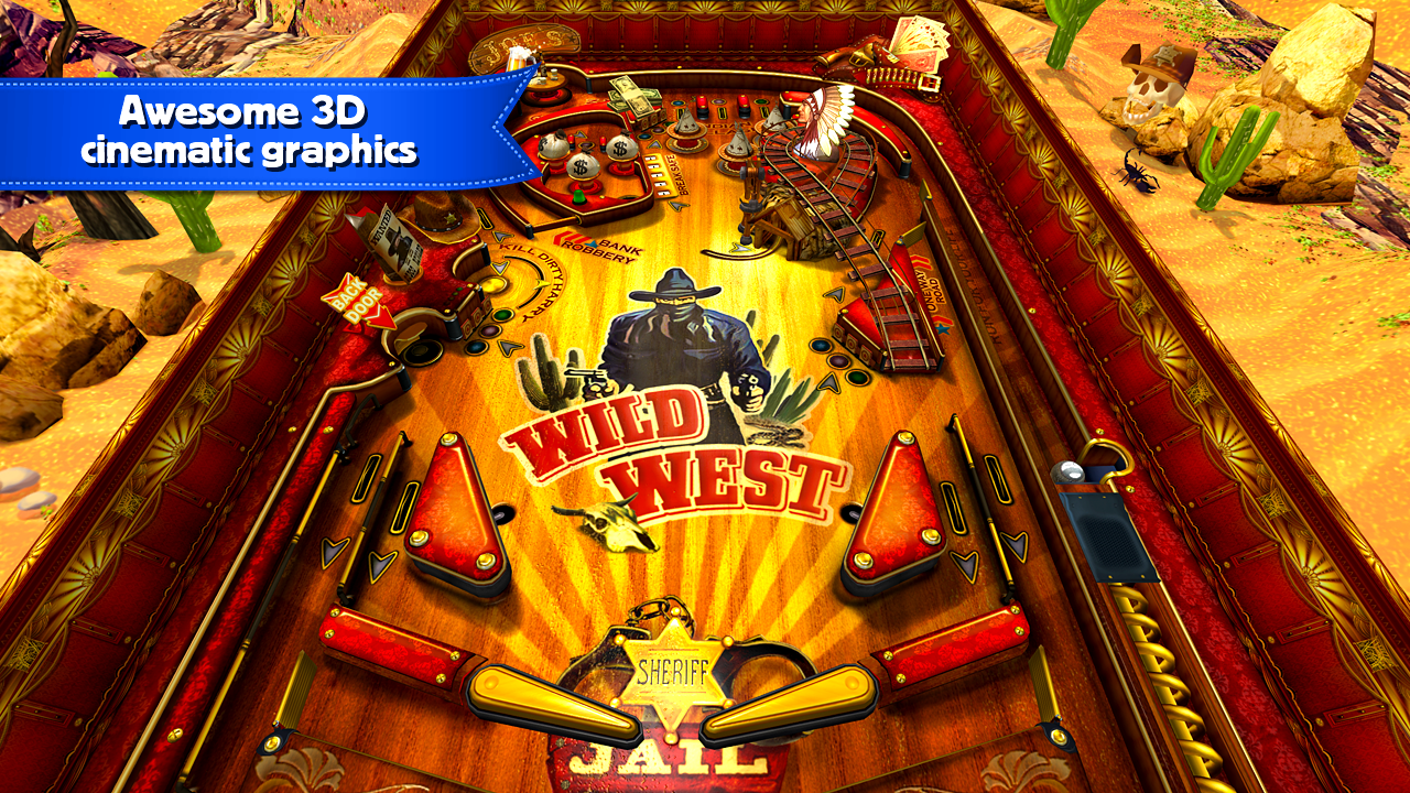 Pinball Fantasy HD Screenshot