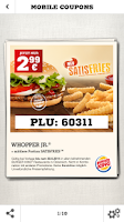 Screenshot of Burger King AT